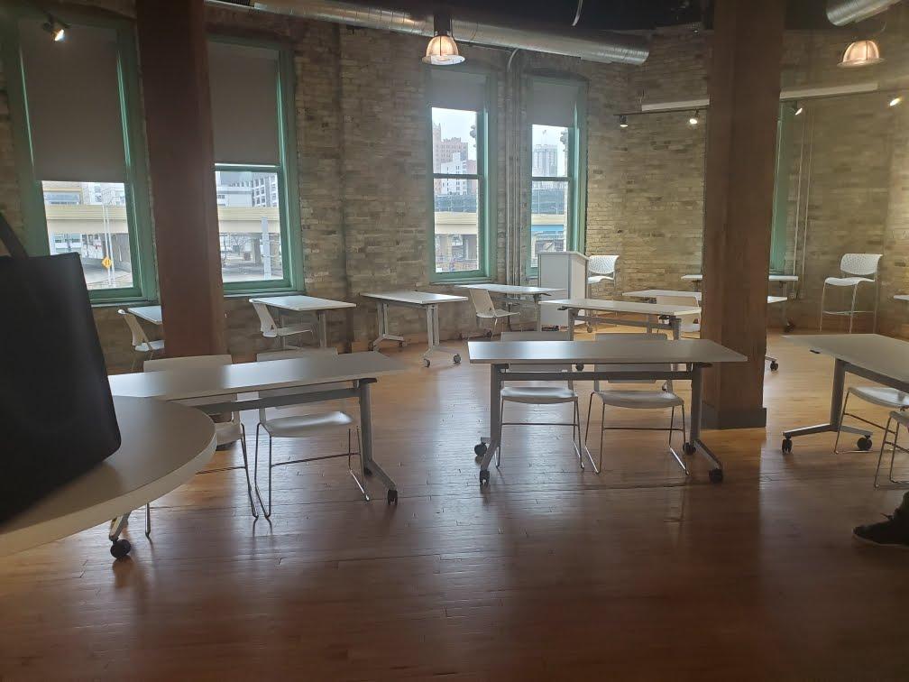 Milwaukee CPR Training room